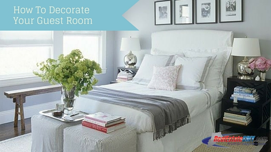 How to decorate your guest room - How to deoration room ...