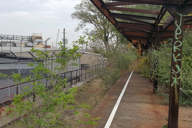 Abandoned Staten Island Railway Station Could Be Turned