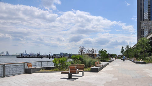 three new apartment buildings coming to staten island 39 s waterfront in rosebank. Black Bedroom Furniture Sets. Home Design Ideas