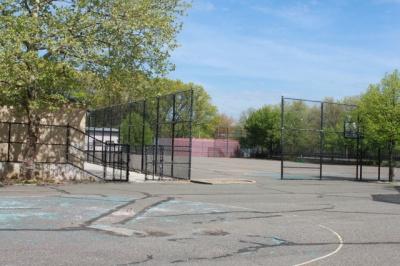 Midland Field And Playground Midland Beach Staten Island Ny