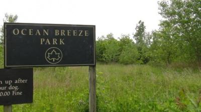 Ocean Breeze Park, Staten Island