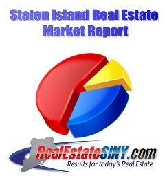 Staten Island's Market Report on Real Estate Sales