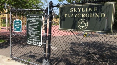 Skyline Playground, New Brighton