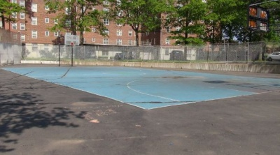 Basketball Court, Todt Hall